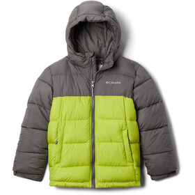 Columbia Pike Lake Jack Kinderen, city grey/bright chartreuse